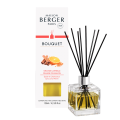Parfumverspreider Cube Orange de Cannelle