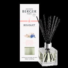 Parfumverspreider Cube Lin en Fleurs