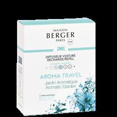 Navulling Autodiffuser Aroma Travel