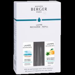 Duopack Lampe Berger Huisparfum Institutionnel 250ml